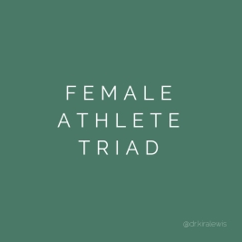 Women's Health WednesdayFEMALEATHELETE
